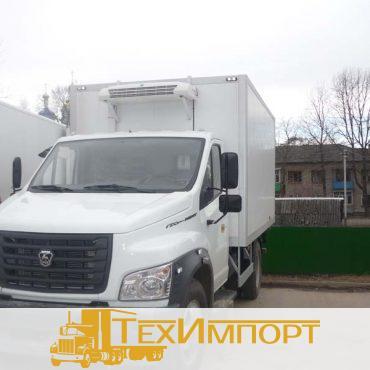 Сэндвич фургон на ГАЗ NEXT C41R33