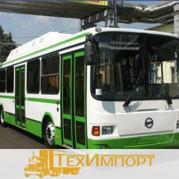 Городской автобус ЛИАЗ 525657 (газ)