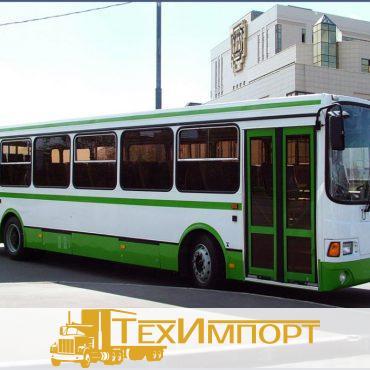 Пригородный автобус ЛИАЗ 525654-01