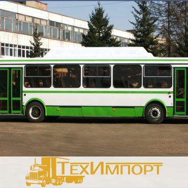 Пригородный автобус ЛИАЗ 525657-01 (газ)