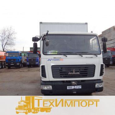 Фургон МАЗ 4371W1-441-000 сэндвич 80 мм