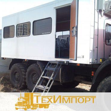 Вахтовый автобус КАМАЗ 43114-1014-15