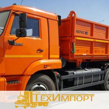 Самосвал КАМАЗ 45143-776012-42