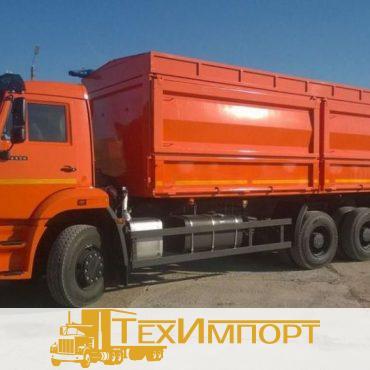 Самосвал КАМАЗ 6520-6030-73