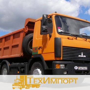 Самосвал МАЗ 650136-420-001