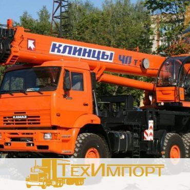 Автокран КС-65719-5К