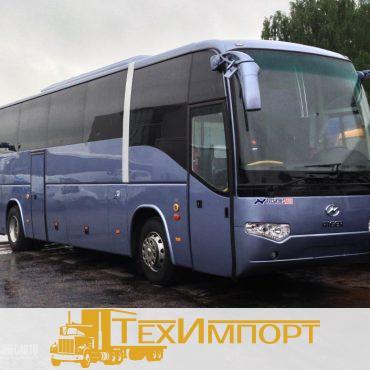 Туристические автобусы Higer 6129 + WC + холодильник + куллер