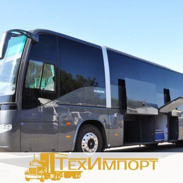 Туристические автобусы Higer 6129 + спальное место водителя