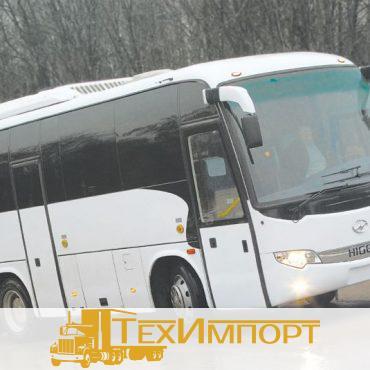 Междугородние автобусы Higer 6826