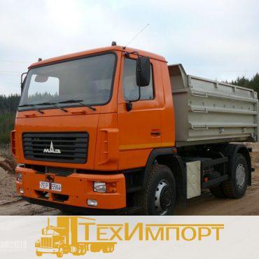 Самосвал МАЗ-5550В3-420-012