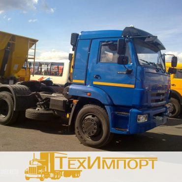 Тягач КАМАЗ-65116-6912-23 (A4)