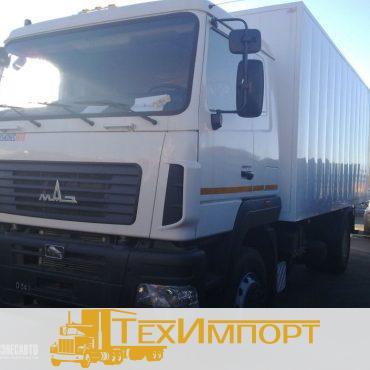 Фургон МАЗ 5340B5-8425-013 изотермический