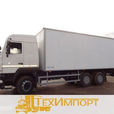 Фургон МАЗ 6312B9-429-012 сэндвич 50 мм
