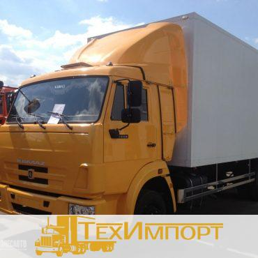 Изотермический сэндвич фургон КАМАЗ-4308-3063-28(R4)