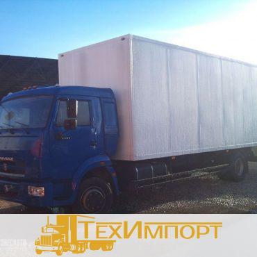 Фургон изотермический сэндвич КАМАЗ-5308-3023-97 (50 мм)