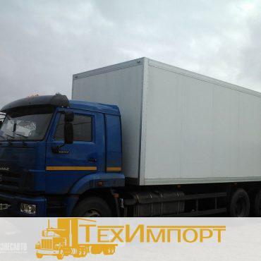 Фургон КАМАЗ-65117-3010-23 сэндвич 50 мм