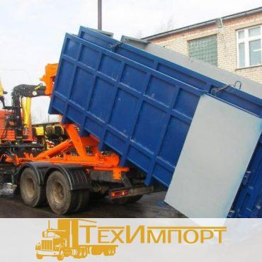 Ломовоз КАМАЗ 65115-3094-23 с ОМТЛ-97 и мультилифтом