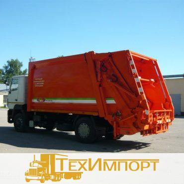 Мусоровоз МК-3449-03 на шасси МАЗ-5340В2-485-013