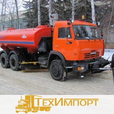 Дорожно-комбинированная машина КО 823-04 на шасси КАМАЗ 65115-773082-42