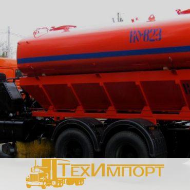Дорожно-комбинированная машина КО-823-10 на шасси КАМАЗ 65115-773081-42