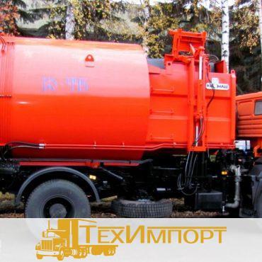 Мусоровоз КО-449-05 на шасси КАМАЗ-53605-773950-19