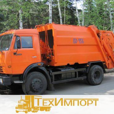 Мусоровоз КО-456-12