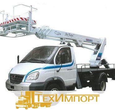 Автогидроподъемник ТА-14 на шасси ГАЗ-3302