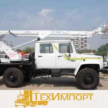 Автогидроподъемник ТА-14 на шасси ГАЗ-33081