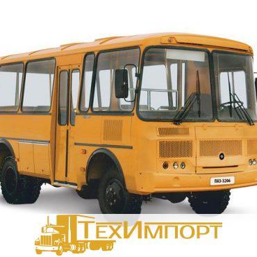 Пригородный автобус ПАЗ 3206-110