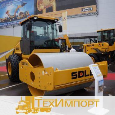 Каток дорожный SDLG RS8140