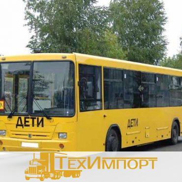 Пригородный автобус НЕФАЗ 5299-11-42 школьный