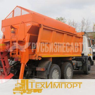 Дорожно-комбинированная машина ЭД-244К