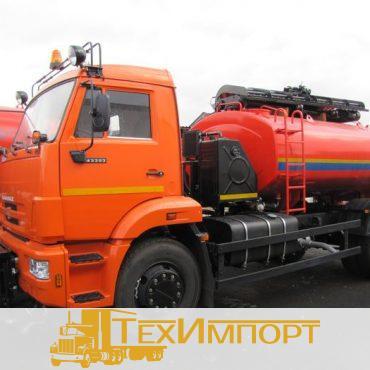 Дорожно-комбинированная машина КО-806-01