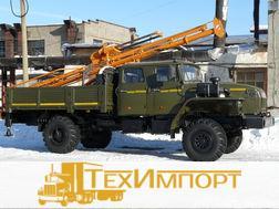 Бурильно-крановая машина БКМ-515А-01