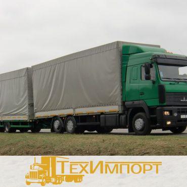 Бортовой автомобиль МАЗ-631019-420-031