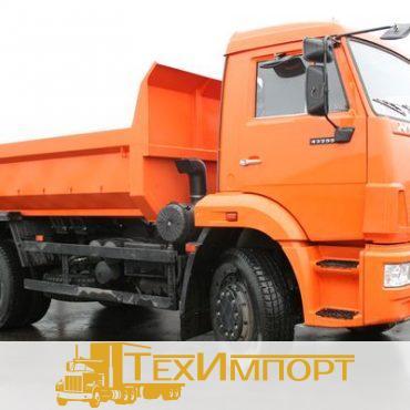 Самосвал КАМАЗ 43255-6010-28