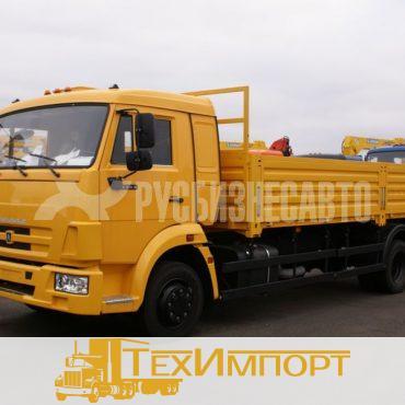 Бортовой автомобиль КАМАЗ-4308-6063-28(Е4)