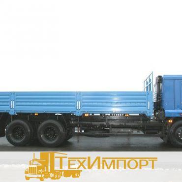 КАМАЗ-65117-6010-23 (A4) Бортовой