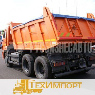 Самосвал КАМАЗ-65115-6058-23