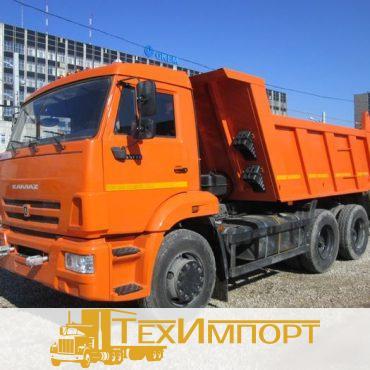Самосвалы Камаз-65115