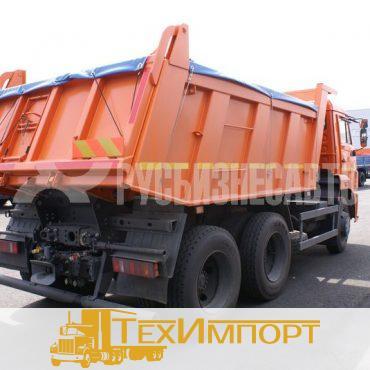 Самосвал КАМАЗ-65115-6059-23