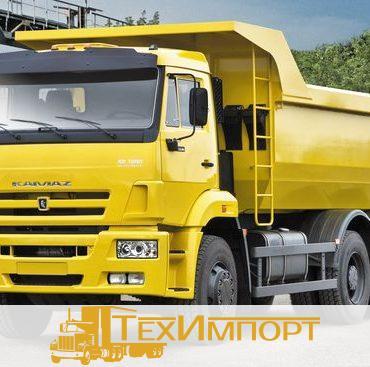 Самосвал КАМАЗ-6520-6014-29(К4)