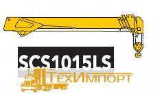 Кран манипулятор КМУ SOOSAN SCS 1015