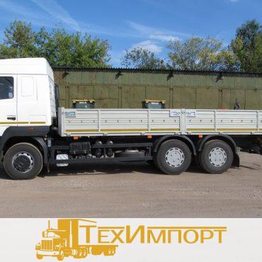 Бортовой автомобиль МАЗ-6312В9-420-015