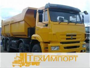 Самосвал КАМАЗ 65201-6010-43