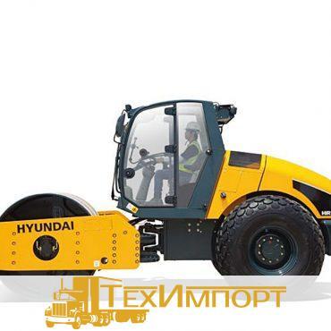 Каток дорожный Hyundai HR120C-9