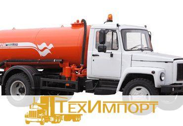 Вакуумная машина КО-522Б на шасси ГАЗ 3309