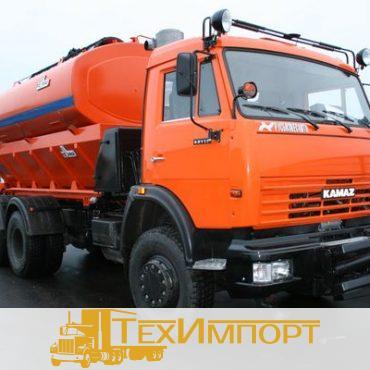 Дорожно-комбинированная машина КО-823 на шасси КАМАЗ 65115-773082-42