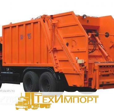 Мусоровоз КО-427-03 на шасси КАМАЗ 65115-773081-42