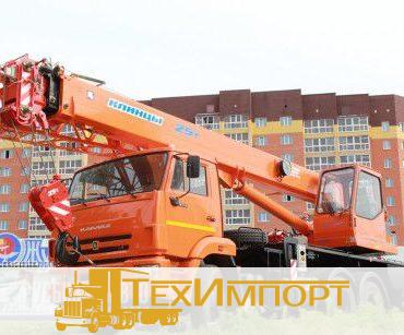 Автокран КС-55713-1К-1